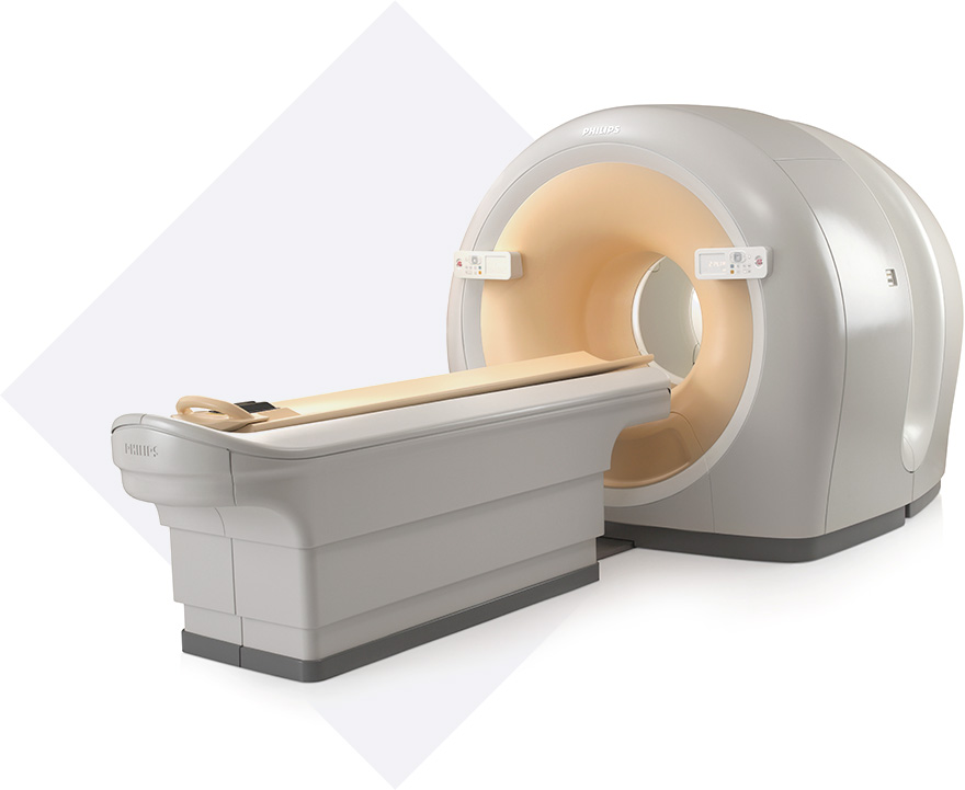 Ingenuity TF PET/CT